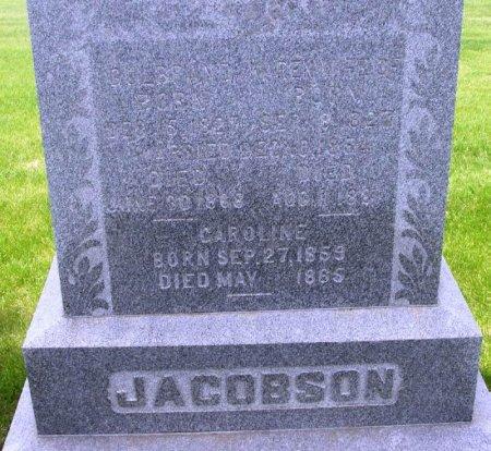 JACOBSON, GULBRAND - Winneshiek County, Iowa | GULBRAND JACOBSON