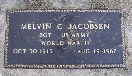 JACOBSON, MELVIN C. - Winneshiek County, Iowa | MELVIN C. JACOBSON
