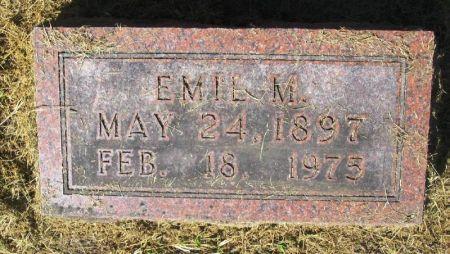 JEVNE, EMIL M. - Winneshiek County, Iowa | EMIL M. JEVNE