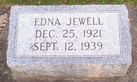 JEWELL, EDNA - Winneshiek County, Iowa | EDNA JEWELL