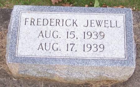 JEWELL, FREDERICK - Winneshiek County, Iowa   FREDERICK JEWELL