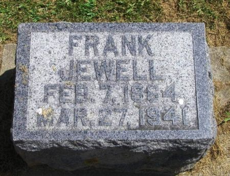 JEWELL, FRANK - Winneshiek County, Iowa | FRANK JEWELL