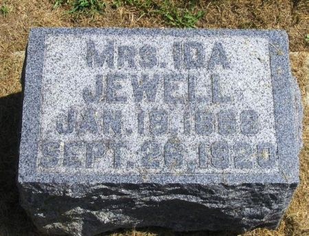 JEWELL, IDA, MRS. - Winneshiek County, Iowa | IDA, MRS. JEWELL