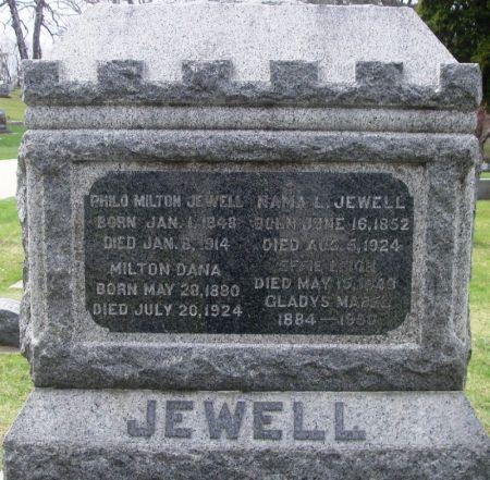 JEWELL, PHILO MILTON - Winneshiek County, Iowa | PHILO MILTON JEWELL