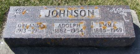 JOHNSON, ADOLPH - Winneshiek County, Iowa | ADOLPH JOHNSON