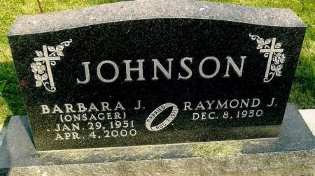 JOHNSON, BARBARA J. - Winneshiek County, Iowa | BARBARA J. JOHNSON