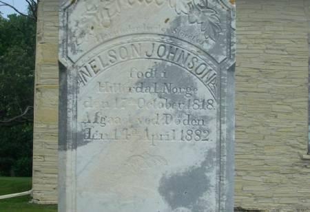 JOHNSON, NELSON - Winneshiek County, Iowa   NELSON JOHNSON