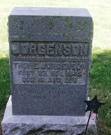 JORGENSON, THORE - Winneshiek County, Iowa | THORE JORGENSON