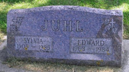 JUHL, SYLVIA - Winneshiek County, Iowa | SYLVIA JUHL