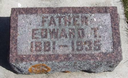 JUVE, EDWARD T - Winneshiek County, Iowa | EDWARD T JUVE