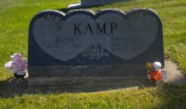 KAMP, KENNETH - Winneshiek County, Iowa | KENNETH KAMP