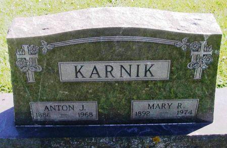 KARNIK, MARY R. - Winneshiek County, Iowa | MARY R. KARNIK