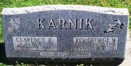 KARNIK, CLARENCE R. - Winneshiek County, Iowa | CLARENCE R. KARNIK