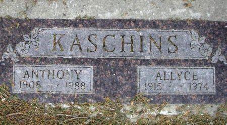 KASCHINS, ALLYCE - Winneshiek County, Iowa | ALLYCE KASCHINS