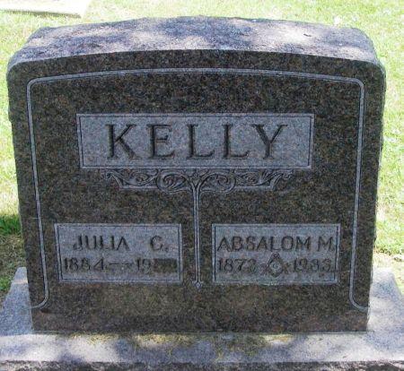KELLY, JULIA C. - Winneshiek County, Iowa   JULIA C. KELLY