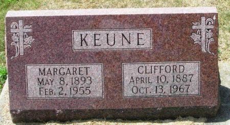 KEUNE, CLIFFORD - Winneshiek County, Iowa | CLIFFORD KEUNE