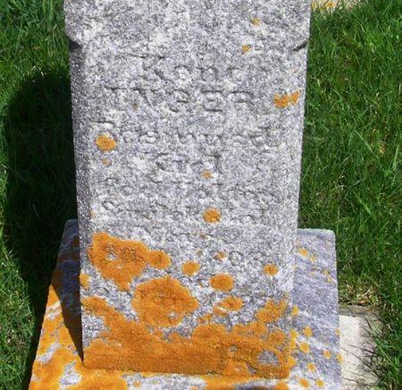 HOLTEN KIEL, INGER RASMUSDATTER - Winneshiek County, Iowa | INGER RASMUSDATTER HOLTEN KIEL