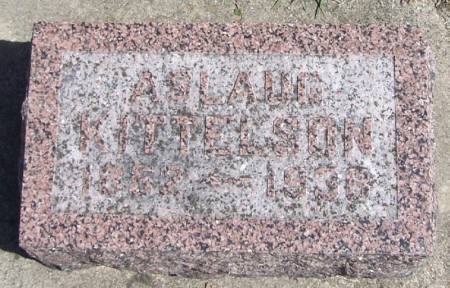 KITTELSON, ASLAUG - Winneshiek County, Iowa | ASLAUG KITTELSON