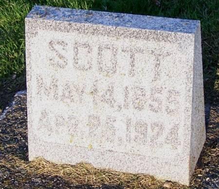 BARFOOT, SCOTT - Winneshiek County, Iowa | SCOTT BARFOOT