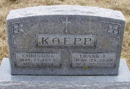 KOEPP, CHRISTINA - Winneshiek County, Iowa | CHRISTINA KOEPP