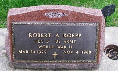 KOEPP, ROBERT A. - Winneshiek County, Iowa | ROBERT A. KOEPP
