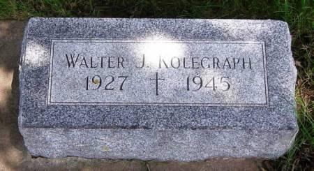 KOLEGRAPH, WALTER J. - Winneshiek County, Iowa | WALTER J. KOLEGRAPH