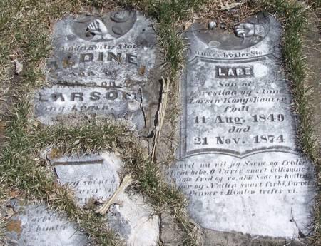 LARSON, ALDINE - Winneshiek County, Iowa | ALDINE LARSON