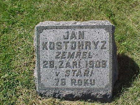 KOSTOHRYZ, JAN - Winneshiek County, Iowa | JAN KOSTOHRYZ