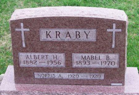 KRABY, ALBERT H. - Winneshiek County, Iowa | ALBERT H. KRABY