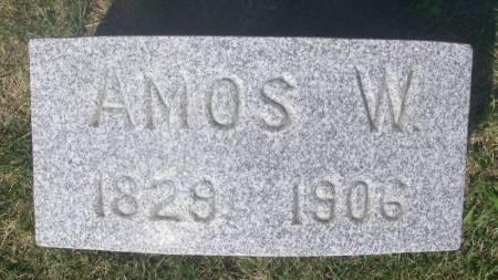 KRAMER, AMOS W. - Winneshiek County, Iowa | AMOS W. KRAMER