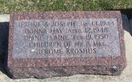 KROSHUS, JOSEPH - Winneshiek County, Iowa | JOSEPH KROSHUS