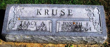 KRUSE, TRACY A. - Winneshiek County, Iowa | TRACY A. KRUSE