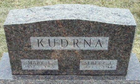 KUDRNA, MARY E. - Winneshiek County, Iowa | MARY E. KUDRNA
