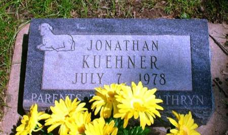KUEHNER, JONATHAN - Winneshiek County, Iowa   JONATHAN KUEHNER