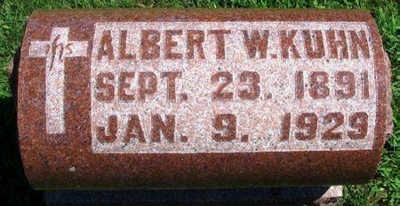 KUHN, ALBERT W. - Winneshiek County, Iowa | ALBERT W. KUHN