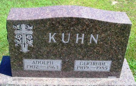 KUHN, ADOLPH - Winneshiek County, Iowa | ADOLPH KUHN