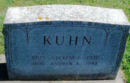 KUHN, ANDREW ANTON - Winneshiek County, Iowa | ANDREW ANTON KUHN