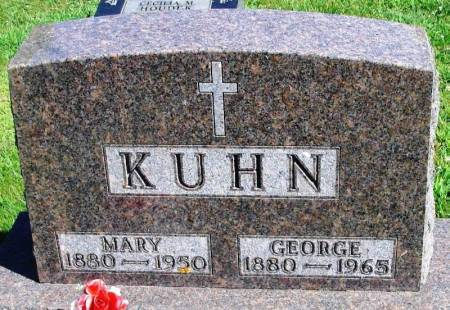 KOPET KUHN, MARY - Winneshiek County, Iowa | MARY KOPET KUHN