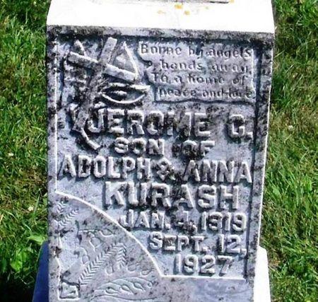 KURASH, JEROME C. - Winneshiek County, Iowa | JEROME C. KURASH