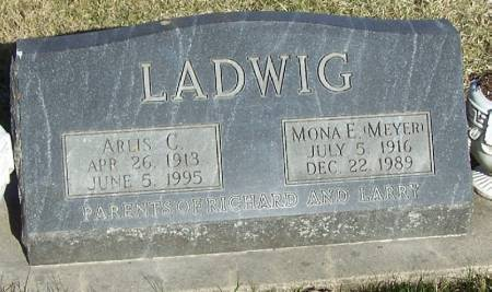 LADWIG, MONA E - Winneshiek County, Iowa | MONA E LADWIG