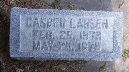LARSEN, CASPER - Winneshiek County, Iowa | CASPER LARSEN