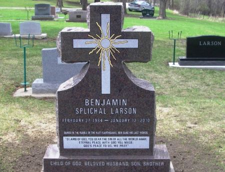 LARSON, BENJAMIN SPLICHAL - Winneshiek County, Iowa | BENJAMIN SPLICHAL LARSON