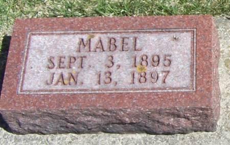 LEIDAHL, MABEL - Winneshiek County, Iowa | MABEL LEIDAHL