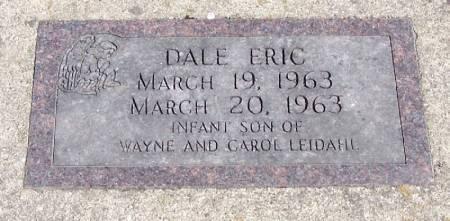 LEIDAHL, DALE ERIC - Winneshiek County, Iowa | DALE ERIC LEIDAHL