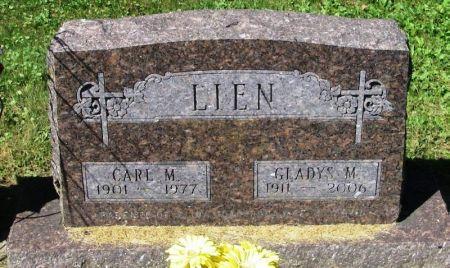 LIEN, GLADYS M. - Winneshiek County, Iowa | GLADYS M. LIEN
