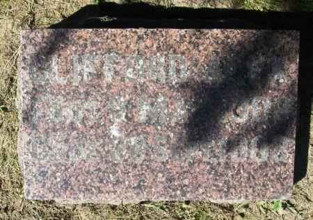 LIEN, CLIFFORD A. - Winneshiek County, Iowa   CLIFFORD A. LIEN