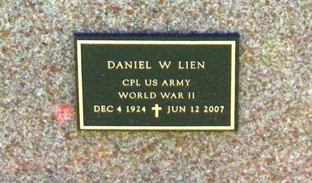 LIEN, DANIEL W. - Winneshiek County, Iowa | DANIEL W. LIEN