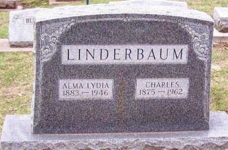 LINDERBAUM, CHARLES - Winneshiek County, Iowa | CHARLES LINDERBAUM