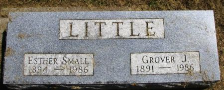 LITTLE, GROVER J. - Winneshiek County, Iowa | GROVER J. LITTLE