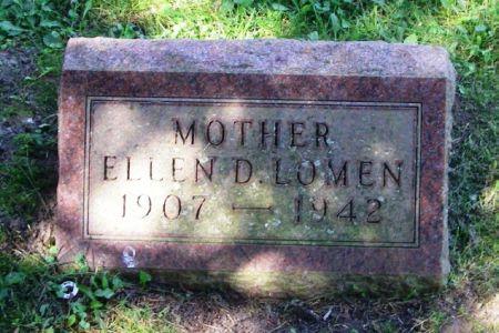 LOMEN, ELLEN D. - Winneshiek County, Iowa | ELLEN D. LOMEN